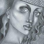 אומנות: ציורים ודיוקנים - קלוז אפ