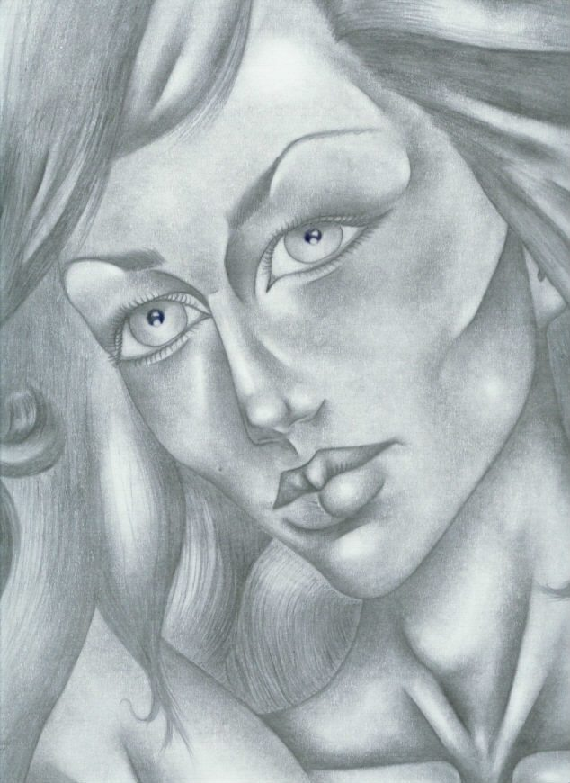 Drawings and paintings - Cubism drawing