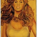 Art: Portraits, drawings, paintings - Leona Lewis